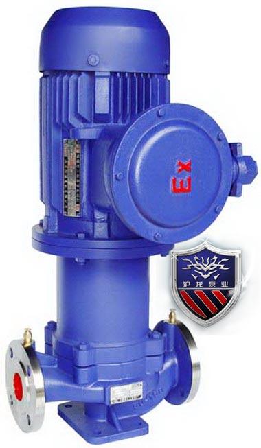YG型立式管道油泵-浙江沪龙水泵厂