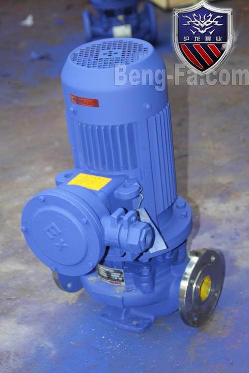 立式管道离心泵-管道泵产品