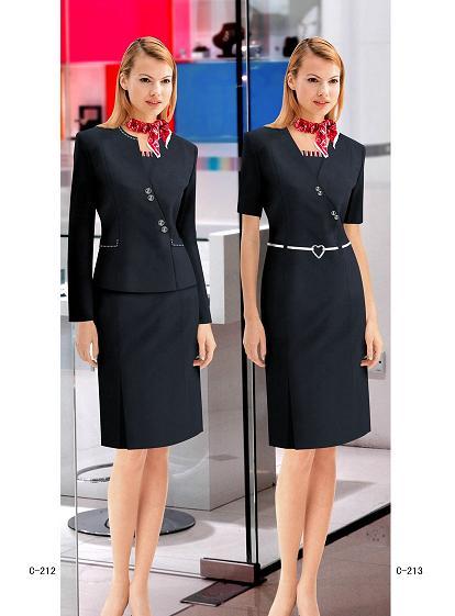 行业制服Z10,高级正装,高级职业装