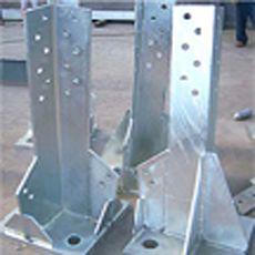 钢构热镀锌加工
