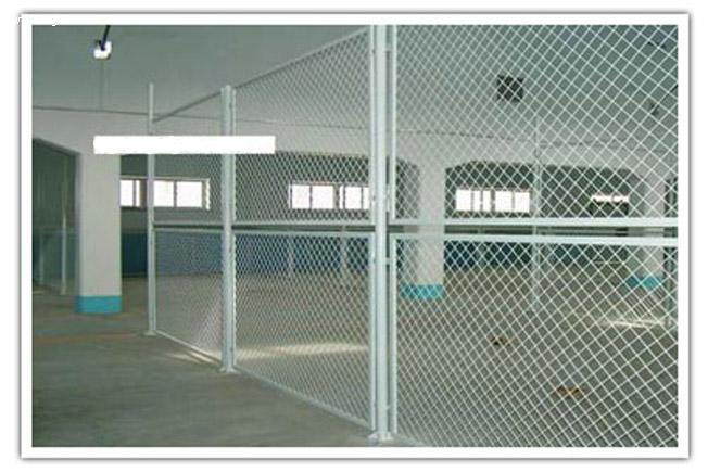 仓库隔离网、车间隔离栅、室内围网
