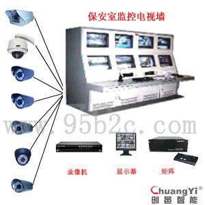 工厂监控系统施工-仓库闭路监控安装-厂房闭路监控系统