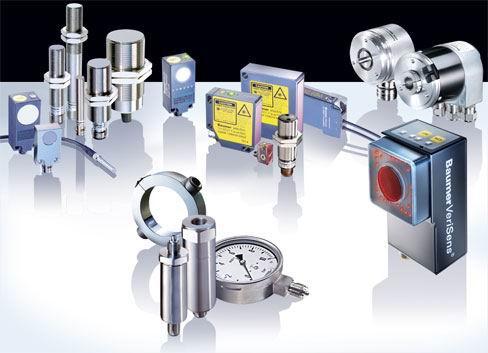 瑞士宝盟Baumer光电传感器