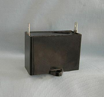 cbb61交流马达电容器;; 供应有机薄膜电容器(图); 交流电动机电容器