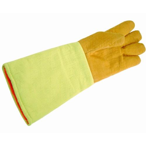 隔热防辐射耐高温手套厂家|价格用于钢铁厂电炉工人