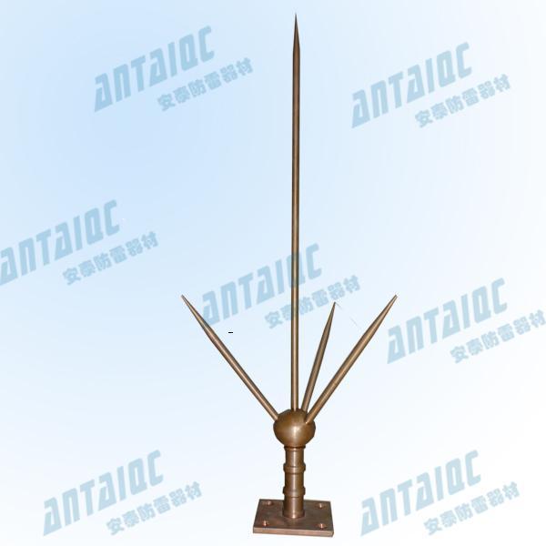 纯铜球型避雷针