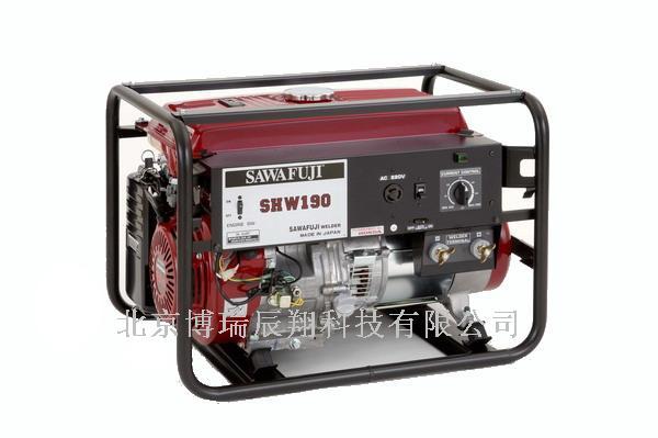 代理SAWAFUJI日本本田发电电焊机SHW190H
