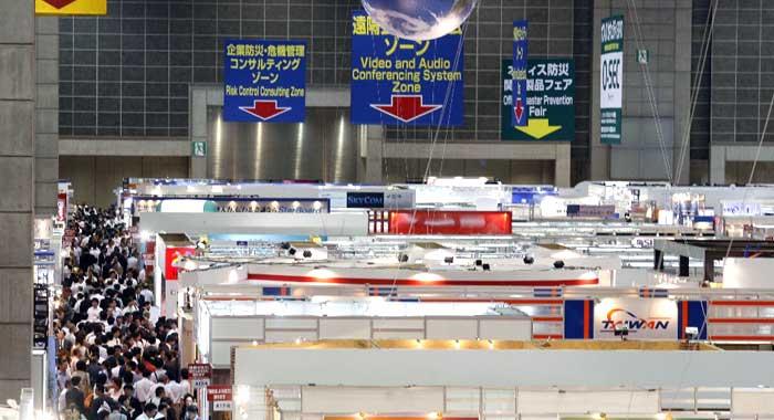 2010年第二届日本国际办公家具展览会