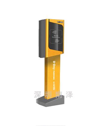 停车场设备互通系列-远距离|票箱DD-169B