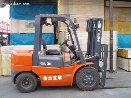 合力4t铲车最低报价多少宁波哪里卖二手叉车