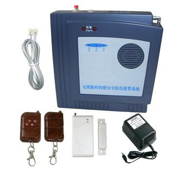 家庭防盗报警器,多路无线防盗报警器,防盗报警配件,电子防盗系统