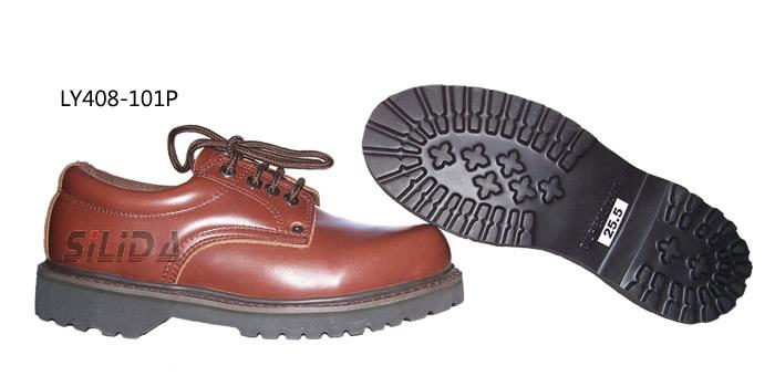 低帮防砸绝缘电工工作鞋