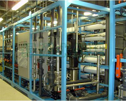 海水苦咸水淡化设备