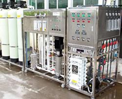 东莞桥头软化水设备,离子交换设备,混床离子交换设备