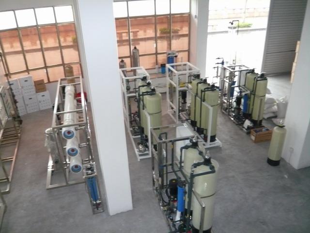 惠州涂装用纯水设备,生化制品用水过滤器