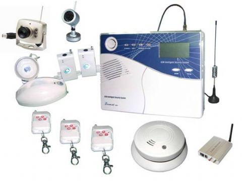 彩信防盗,彩信报警,GSM彩信防盗报警器,GSM智能视频防盗系统