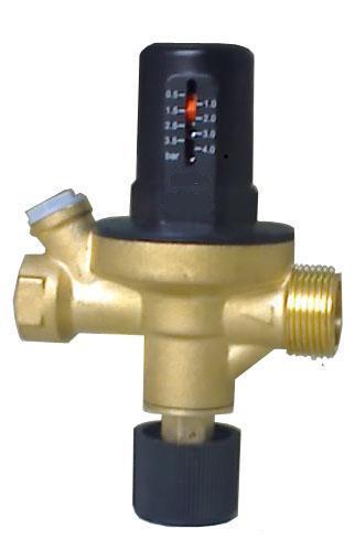 GE-652可视调节自动注水补水阀