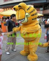 卡通服装/卡通人偶服饰/迪士尼服装/婚庆儿童表演服装/加菲猫