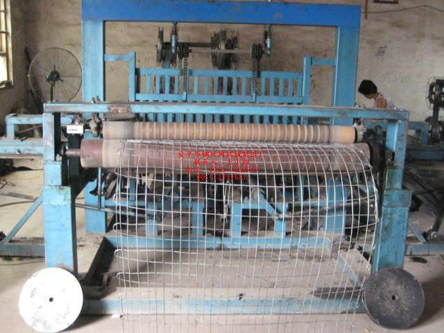矿用编网机丝网设备,煤矿支护网机