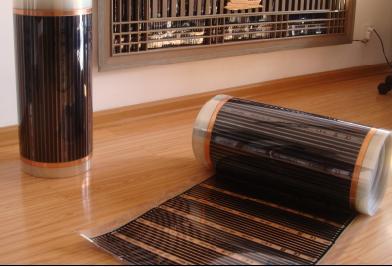 专供汗蒸房、瑜伽馆材料(高温电热膜)