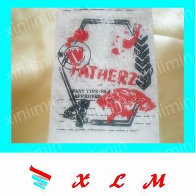 供应生产棉带印标/棉布水洗标-厦门