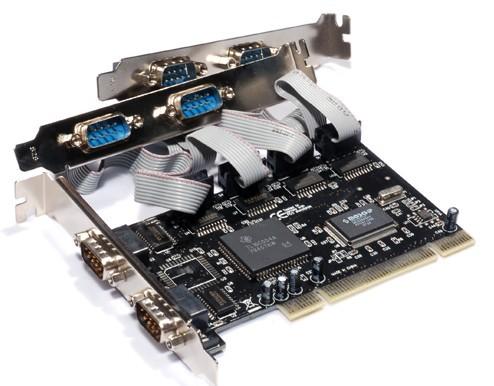 PCI 4S