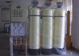 东莞水处理设备,有机玻璃离子交换柱