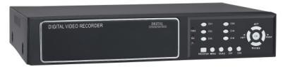 四路D1嵌入式硬盘录像机