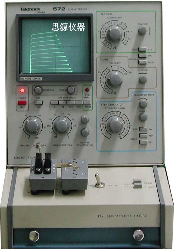 晶体管图示仪 TEK572/BS4812/QT2/XJ4810