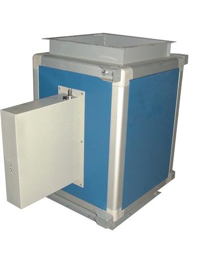 风道式中央空调系统空气净化消毒器