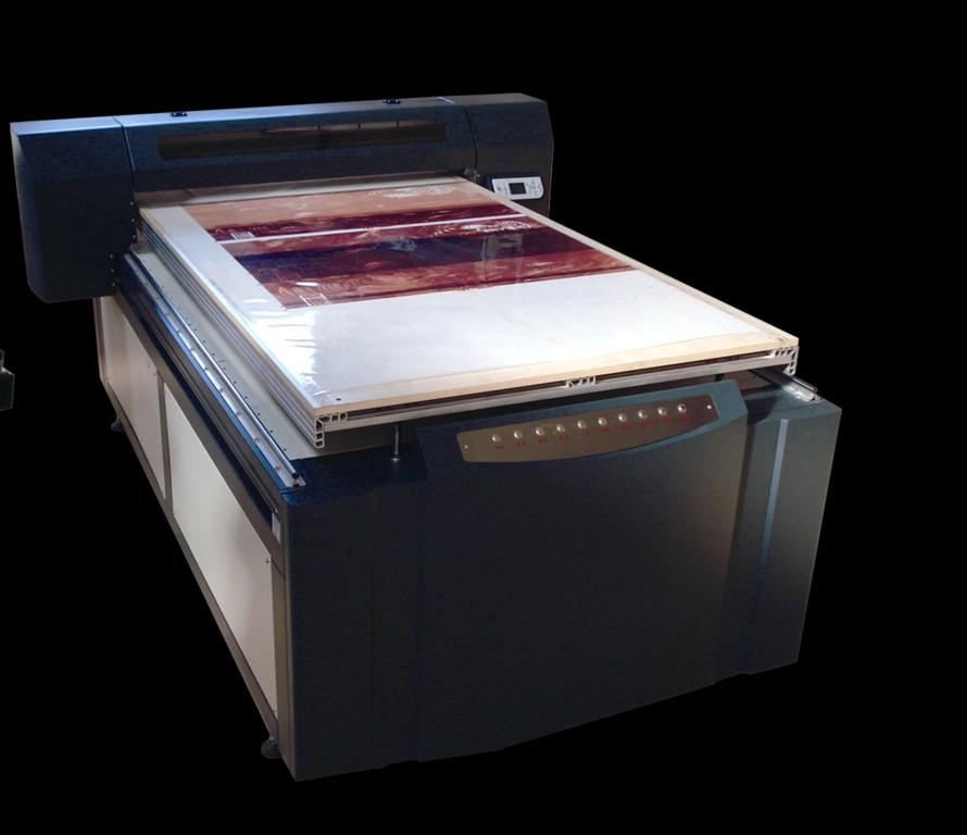 皮革皮夹钱包皮具万能平板数码印花机