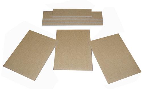 实心厚纸板