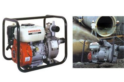 本田汽油2寸水泵