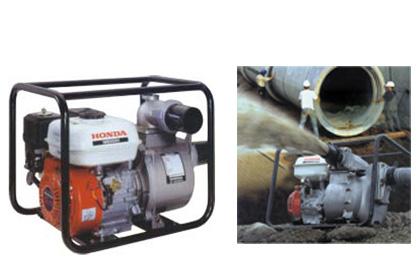 本田汽油3寸水泵