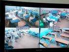 校园监控防暴力报警系统