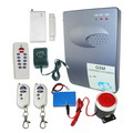 深安生产商铺卷帘门GSM防盗器,家庭防盗器