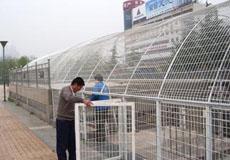 长期供应养殖笼具 冲孔网