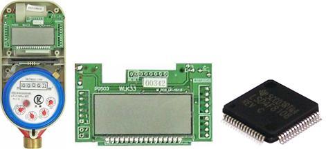 智能水表电子模块|IC卡水表|射频卡水表-集万讯13601936729