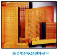 聚氨酯橡胶筛网
