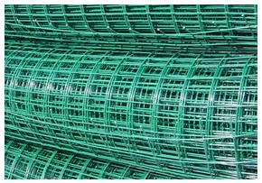 涂塑PVC电焊网