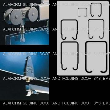 世界顶级悬挂滑动系统—ALAFORM吊轮滑轨系统8000KG