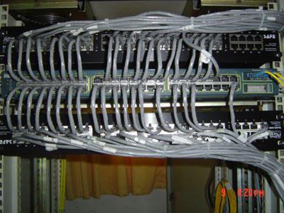 东莞网络布线,东莞办公室布线工程