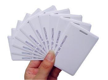 东莞考勤卡,东莞考勤机专用ID卡、IC卡
