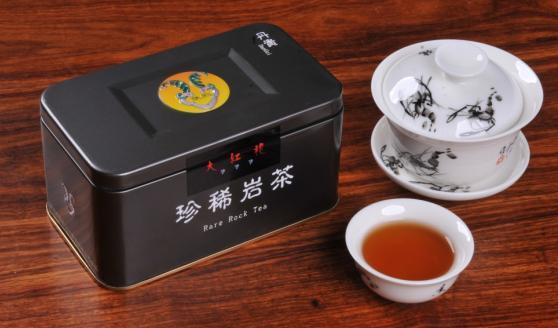深圳集韵手工大红袍礼品茶
