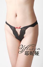 耶妮娅情趣内衣批发丁字裤D4110