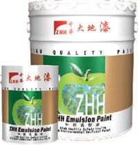 十大品牌中华大地漆环保内墙乳胶漆