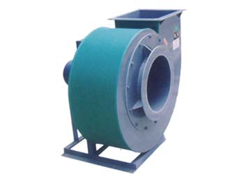 PVC4-72型聚氯乙烯塑料防腐离心风机