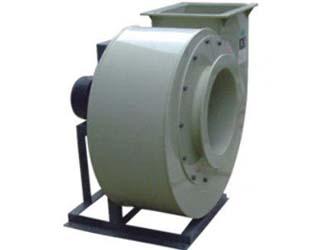 PP4-62型聚丙烯塑料防腐离心风机
