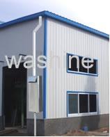 工厂雨水收集系统