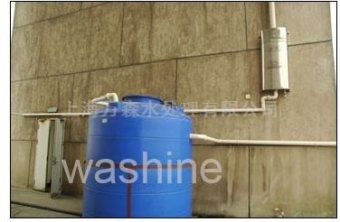 万森雨水收集回用系统